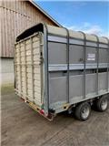 Ifor Williams Cattle Trailer, 2011, Other trailers