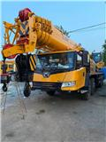 XCMG QY50K, 2013, Mobile and all terrain cranes