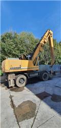Liebherr 924, 2006, Wheeled Excavators