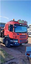 Scania P 380, 2007, Camiones grúa