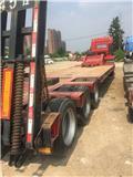 Howo 380 trailer, Flatbed römorklar