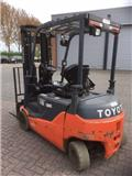 Toyota 8 FB MT 16, 2013, Electric forklift trucks
