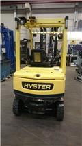 Hyster J2.5XN, 2012, Electric forklift trucks