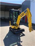 Komatsu PC16R-3HS, 2019, Other groundcare machines