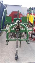 Stoll Drive3804ds, Rakes and tedders