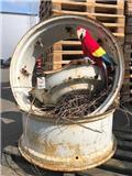 Lagerrensning div. maskintillbehör, Buckets