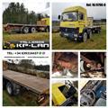 Renault 365.38, 1990, Cabezas tractoras