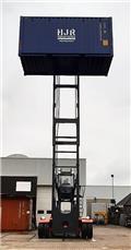 Linde C80, 2007, Container handlers