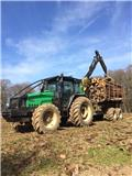 Valtra 8150, 2004, Forestry tractors
