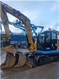 Caterpillar 308 E CR, 2017, Crawler excavators