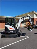 Bobcat E 26, 2019, Mini excavators < 7t (Mini diggers)