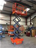 Dingli JCPT 0607 DCS, 2017, Scissor lifts