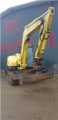 Yanmar SV 100, 2007, Mini excavators  7t - 12t