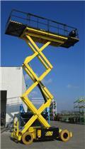 Airo XL11 E  - podnośnik nożycowy - Windex, 2020, Makazaste platforme