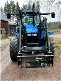 New Holland TS 100 DC, 2002, Tractores