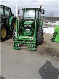 John Deere 5075 E, 2017, Traktorer