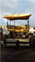 Demag DF 135 C, 1999, Асфальтоукладчики