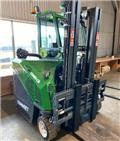 Combilift CB2500, 2020, 4-way reach trucks