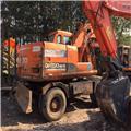 Doosan DH 150 W-7, 2009, Wheeled excavators
