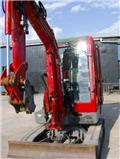Yanmar B 25 V, 2006, Mini Escavadoras <7t
