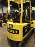 Hyster E 1.5XM, 2009, Electric forklift trucks