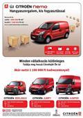 Citroën haszongépjárművek teljes választéka, 2008, Sanduk kamioni