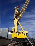 Liebherr LHM 400, 2000, Guindastes de porto