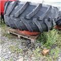 Pirelli 710/70 R38, 2010, Sudvejinti ratai