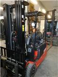 Hangcha CPDS 18 J, 2012, Electric forklift trucks