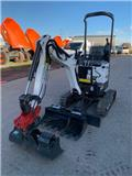 Bobcat E 10, 2019, Mini bagri <7t