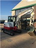 Takeuchi TB240, 2017, Mini excavators < 7t (Mini diggers)
