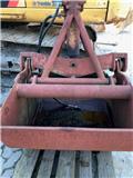 800 mm jordgrab lodret cylinder, Polipler