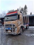 Лесовоз Volvo FH13, 2013 г., 1426000 ч.
