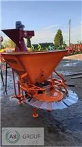 Pom Augustów Sand-und Salzstreuer/  Sand and salt spreader / Р, 2021, Utility Machines