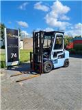 Utilev UT25P Diesel duplo heftruck, 2018, Diesel trucks