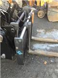 Pallgafflar Hydrauliska - STBM-fäste, Pallegafler