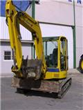 Yanmar Vio 45, 2007, Mini excavators < 7t (Mini diggers)