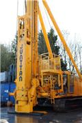 Junttan PM26LC, 2001, Drilling rigs