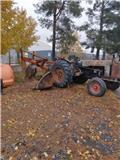 Fordson Ahma kaivurilla, Tractores Agrícolas usados