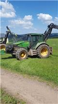 John Deere 6920, 2005, Lesné traktory
