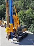 Delmag Drill Rig RH 34, 2012, Schwere Bohrer