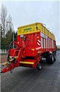 Pöttinger Jumbo 6610, 2010, Self loading trailers