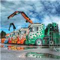 Scania R 620, 2014, Kranbil