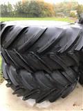 Michelin XEOBIB, Tekerlekler