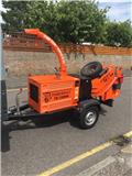 Timberwolf 230DHB, 2017, Forestry mulchers