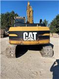 Caterpillar 320 B L, 1999, Bageri gusjeničari