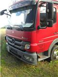 Mercedes-Benz 922, 2011, Curtain Side Trucks