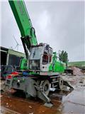 Sennebogen 830, 2015, Waste / industry handlers