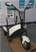 Virto Tricycle électrique, 2017, Varredora