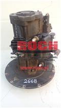 JCB JS 160 W, Hydraulics